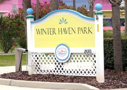Winter Haven Park Ponce Inlet
