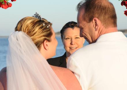 Nicole & Rich ~ Ponce Inlet ♥ Jillian Shaw ~ Wedding Officiant ♥ Ceremonies by the Sea ~ New Smyrna Beach, FL